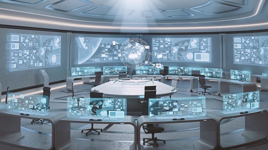Kantoor van de toekomst
