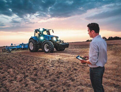 L'agriculture, technologiquement très avancée