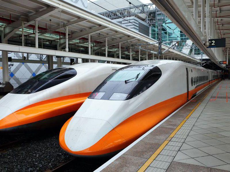 Züge in der Zukunft